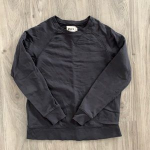 Pact essential crew neck sweater